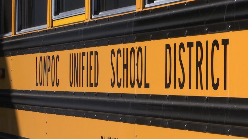 lusd lompoc unified school district
