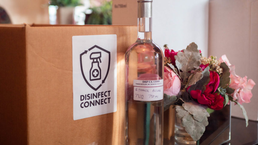 Disinfect Connect