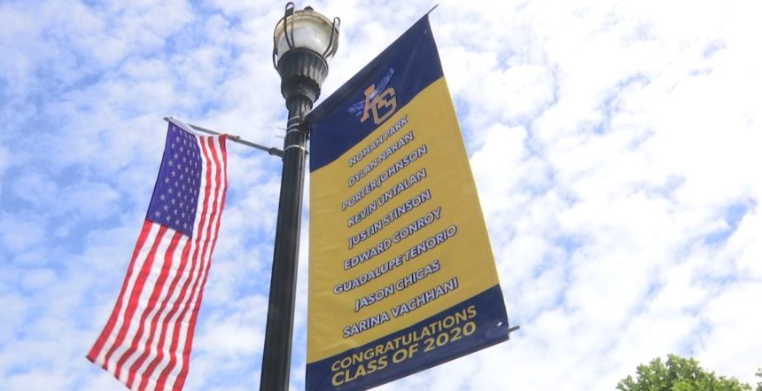 AGHS Graduation Banners