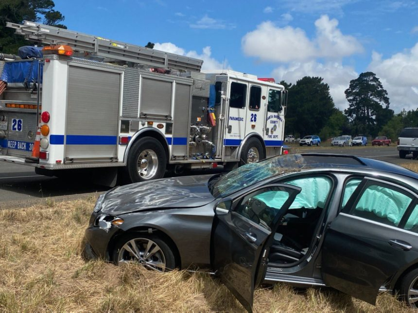 vehicle roll over accident