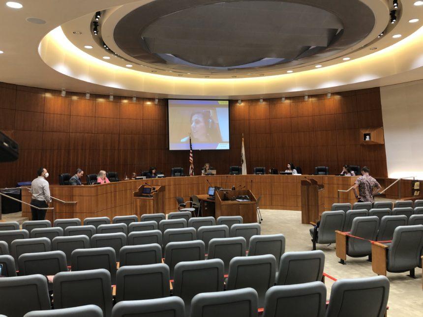 SLO County Board of Supervisors