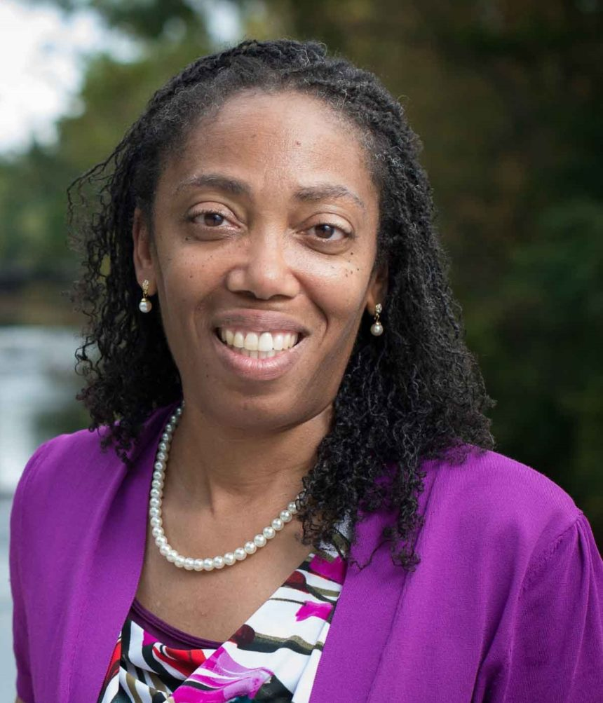 New Cal Poly Provost Cynthia Jackson-Elmoore