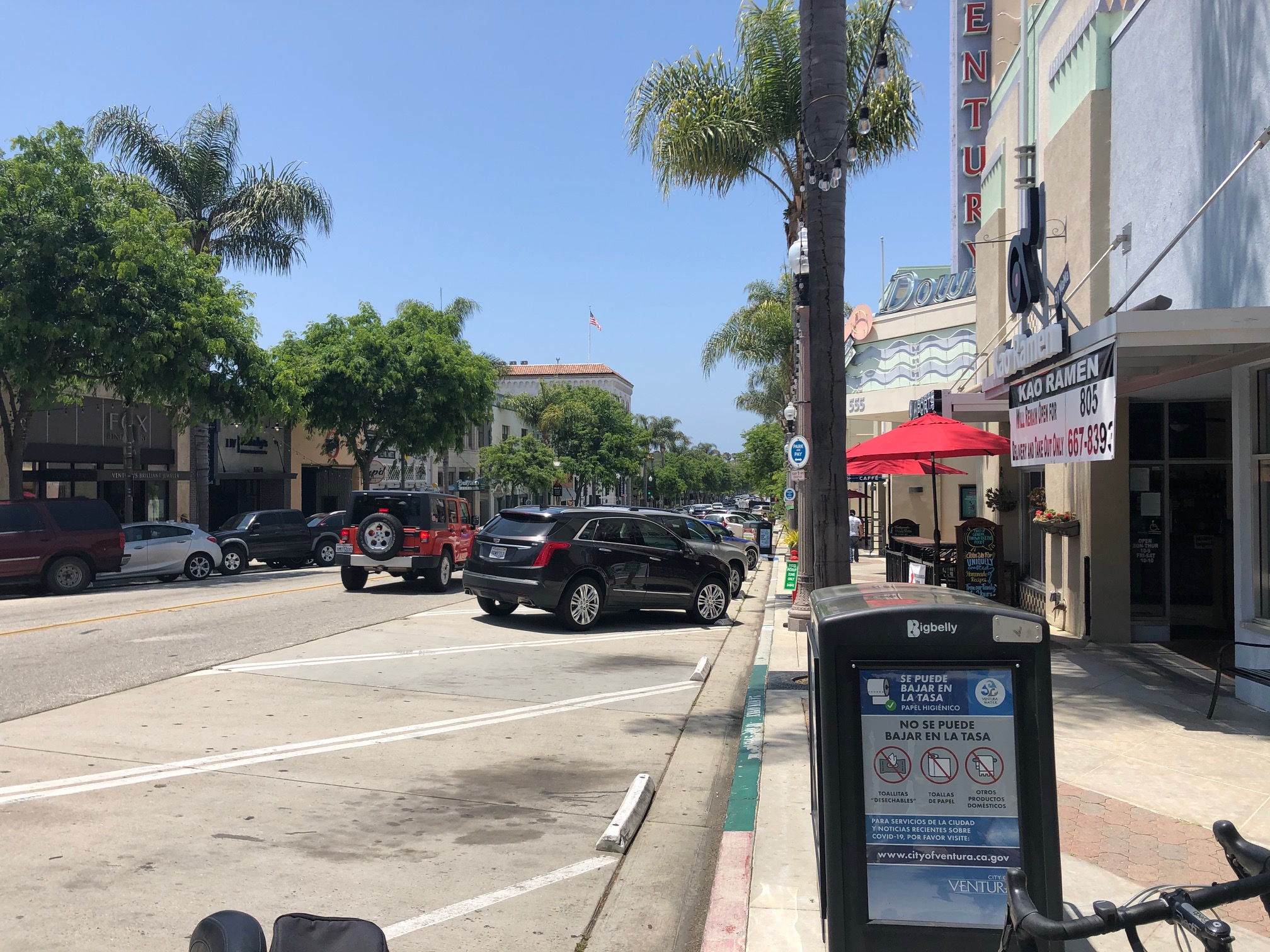 Downtown Ventura taking local businesses to the streets