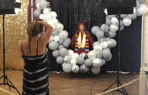 PACC offers photoshoot to grads