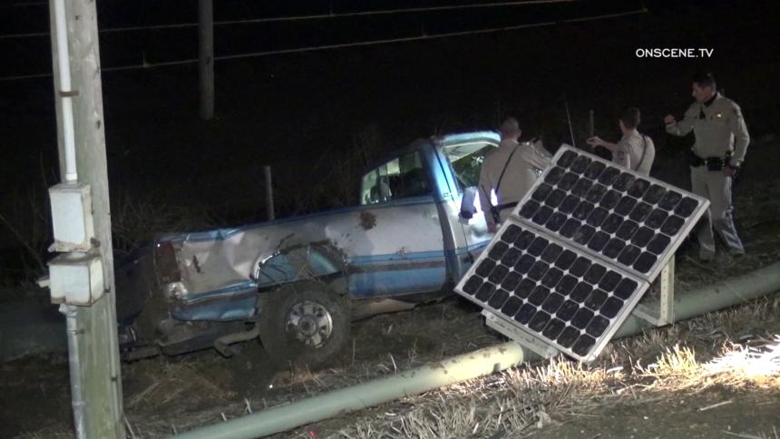 Fatal crash near castroville