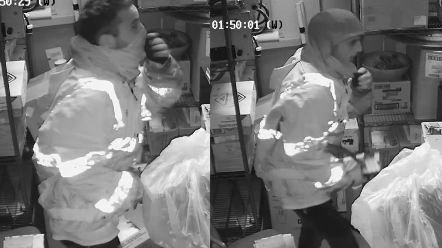 togos burglary suspect scotts valley
