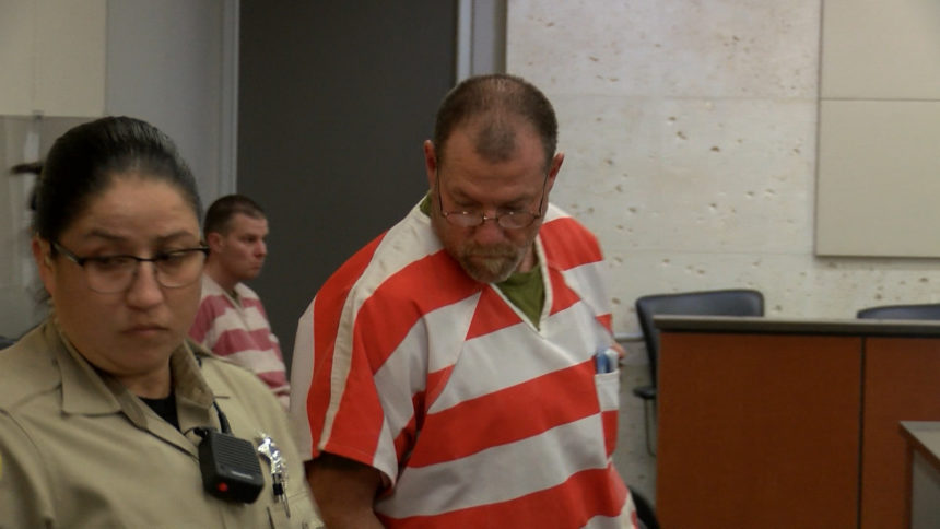 Projectile attack suspect in court