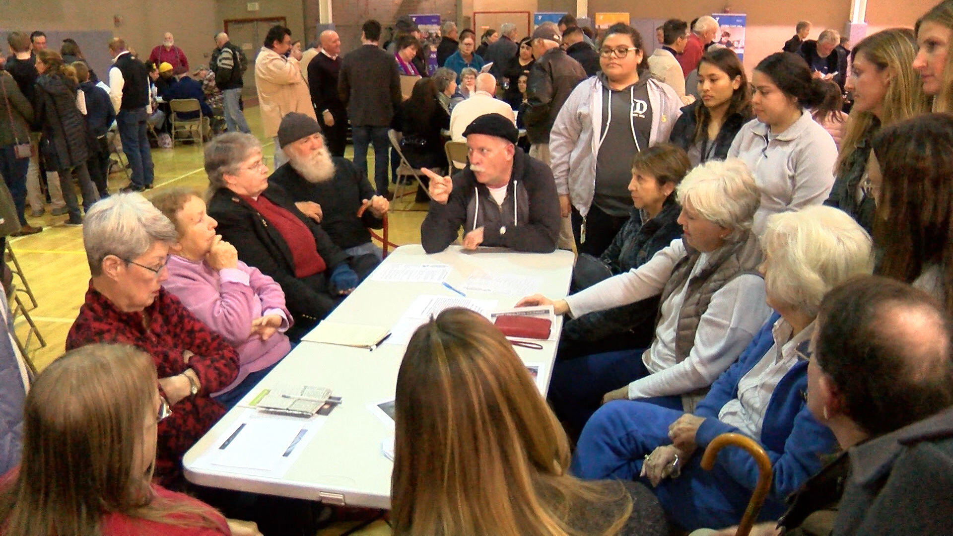 Community forum hosted in Salinas to tackle safety issues near downtown