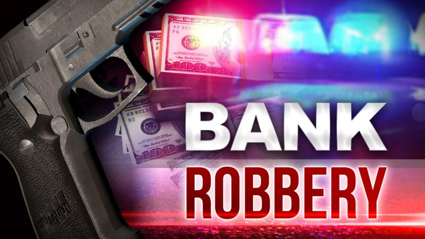 bank robbery graphic