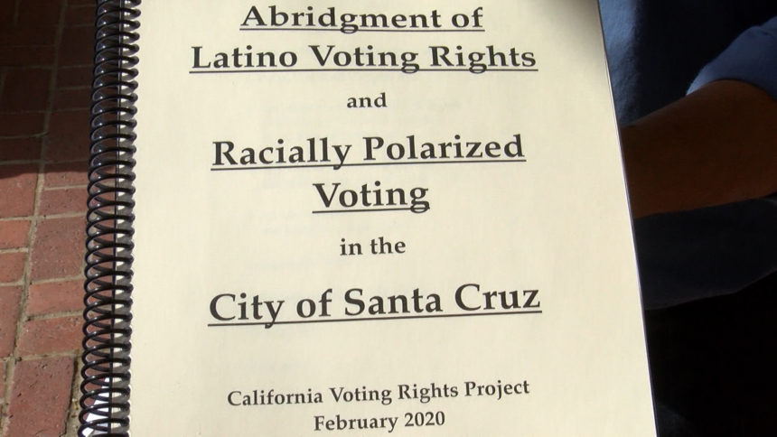 VOTING RIGHTS LATINO