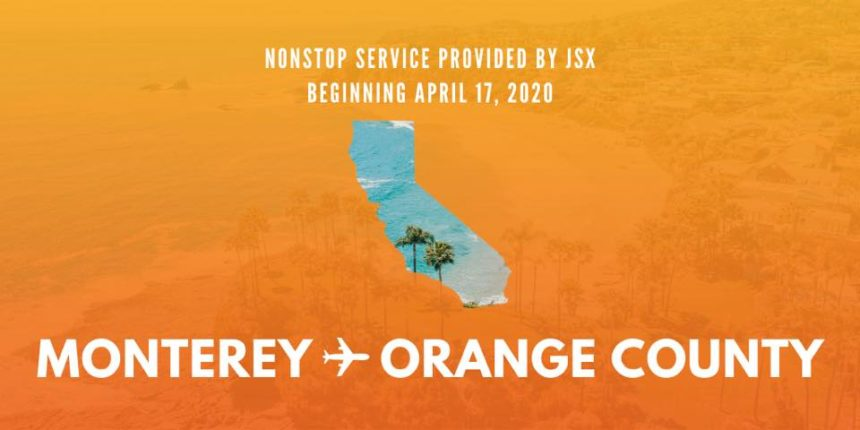 mry airport orange county