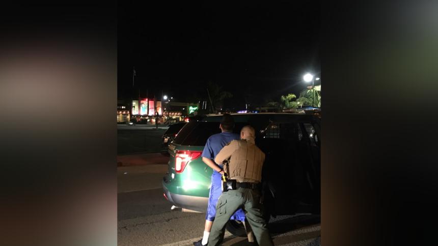 tulare shooting arrest santa cruz