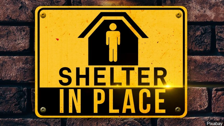 shelter in place coronavirus