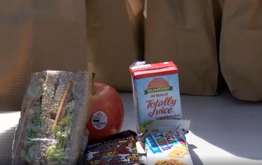 Alisal food distribution