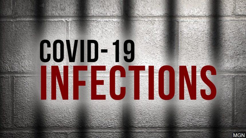 covid coronavirus prison jail