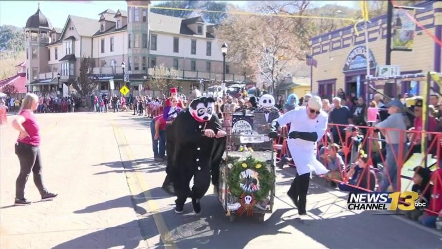 crawford coffin races