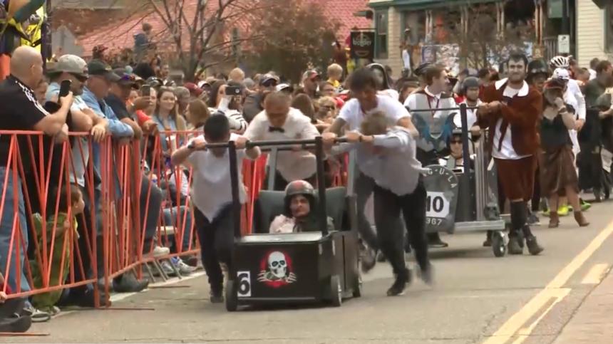 emma crawford coffin race