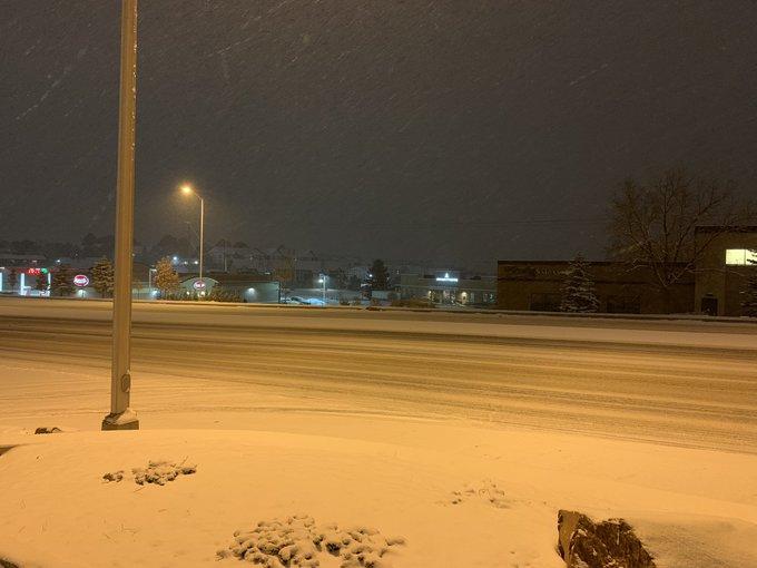 snow road kolby crossley
