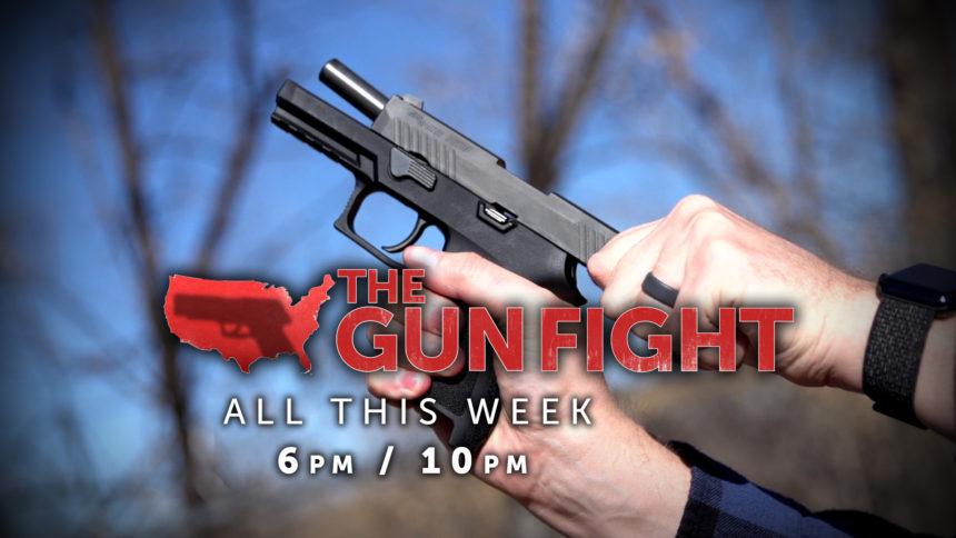 The Gun Fight Krdo