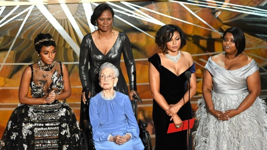 Hidden Figures women Kevin Winter_Getty Images via ABC News Cropped