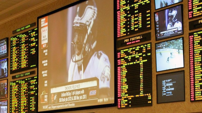 Sports betting casino cropped