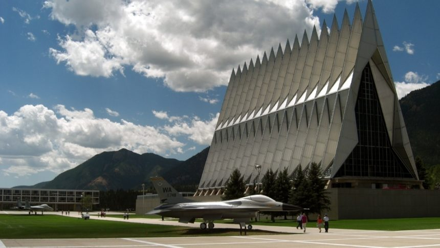 air force academy Cropped