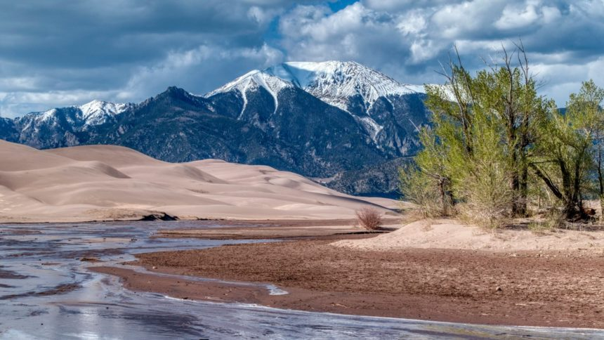great sand dunes park larry marr Cropped
