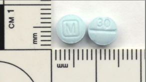fentanyl Seized counterfeit 30 mg Percocet tablets