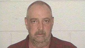 53-year-old Brian Holloway, charged with several counts of animal abuse after 2 horses were found dead, and 10 were found starving on his property in April 2018.