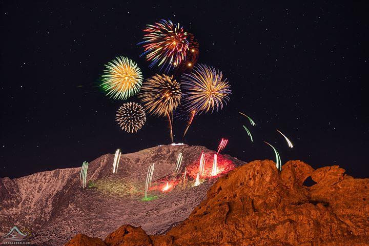 lars leber nye fireworks