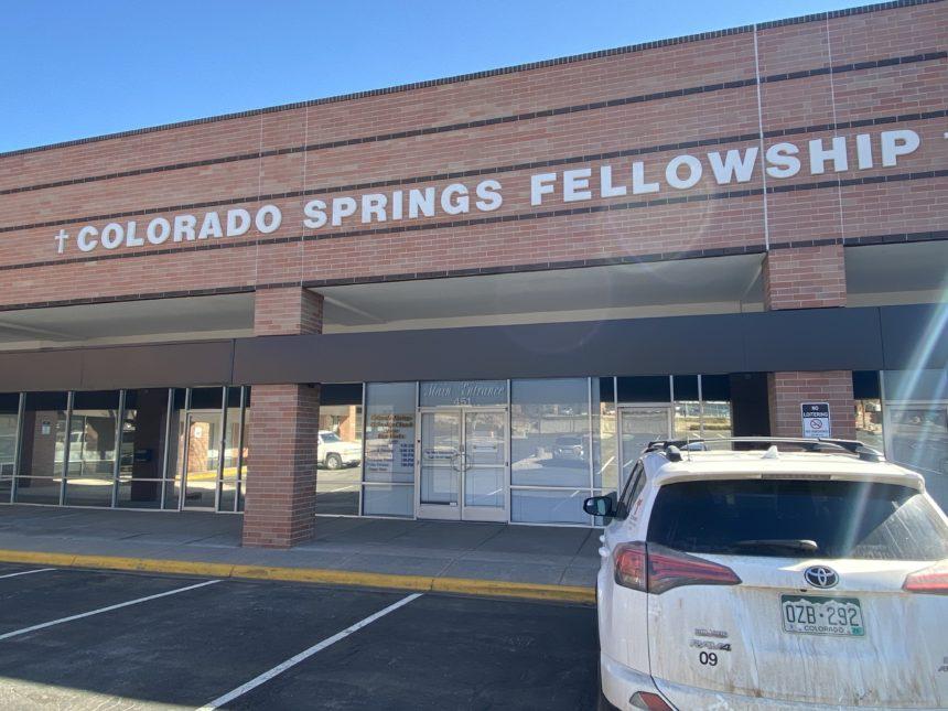 Colorado Springs Fellowship