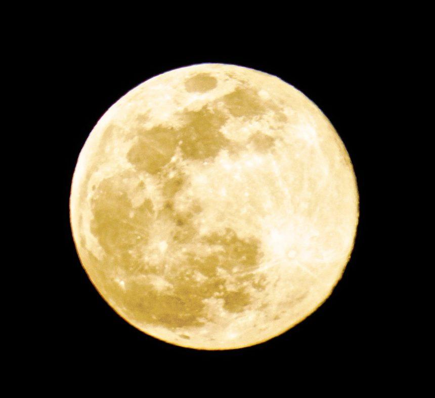 Carol Gebhart pink moon Florence CO