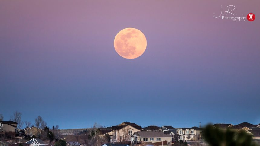 J.R. Garcia pink moon