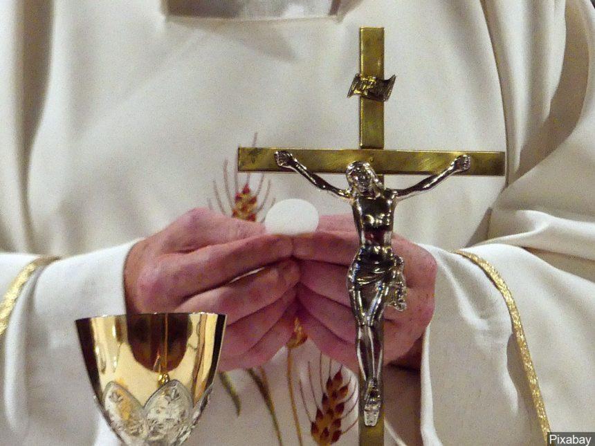 catholic church priest generic