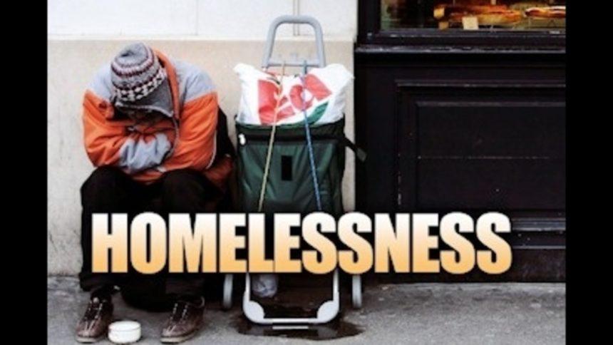 Homelessness generic MGN