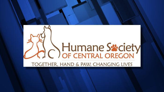 Humane Society of Central Oregon logo