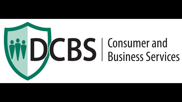 Oregon Department of Consumer and Business Services logo