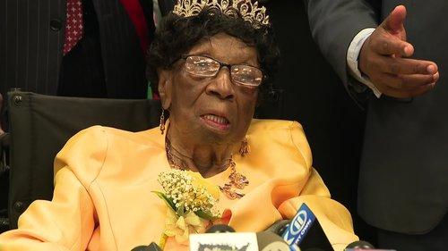 Alelia Murphy, oldest living American