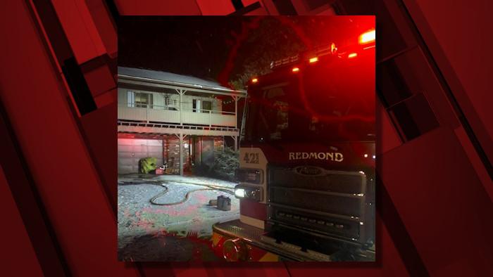 SW Redmond duplex fire RF&R 1126
