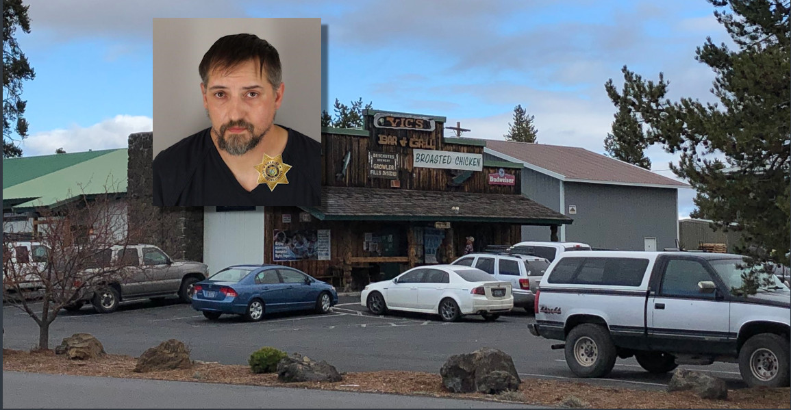 Shooting near Vic's Bar & Grill La Pine