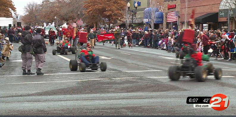 Bend Christmas Parade 2020 Local Videos Archives   Page 39 of 45   KTVZ