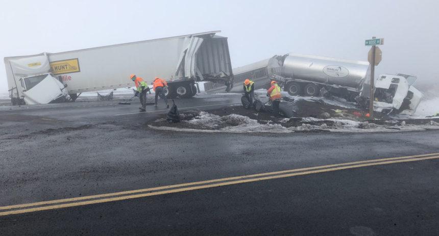 Hwy. 26 crash Mike Allen 1010-1