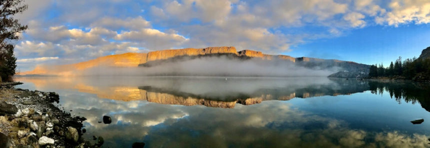Lake Billy Chinook Sonja Runar 1211