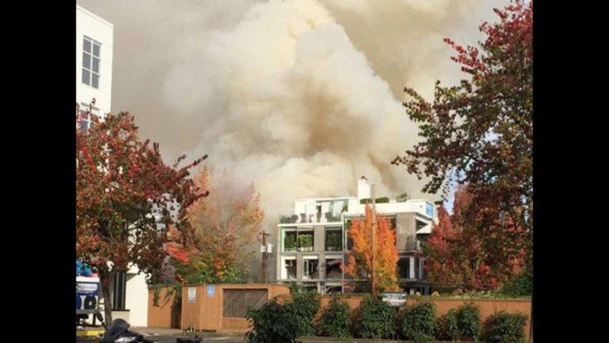 Portland gas blast Dave Northfield KGW 101916