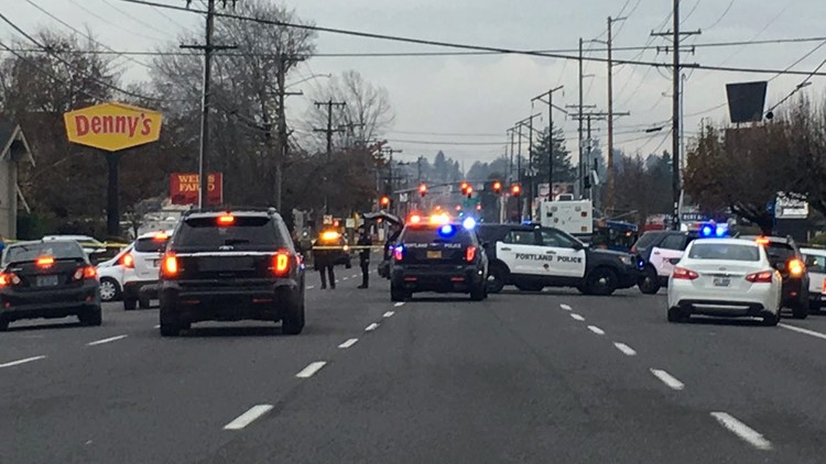 Portland officer-involved shooting Lindsay Nadrich KGW