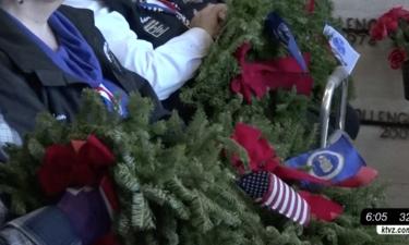 wreaths veterans