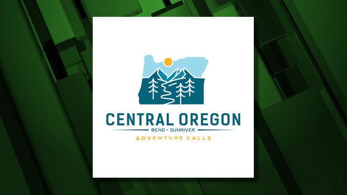 Visit Central Oregon logo