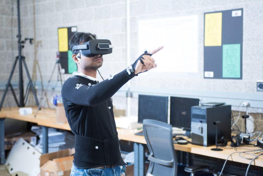 Virtual reality Oregon State University
