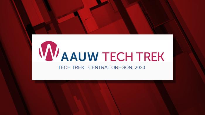 AAUW Tech Trek C.O. 2020