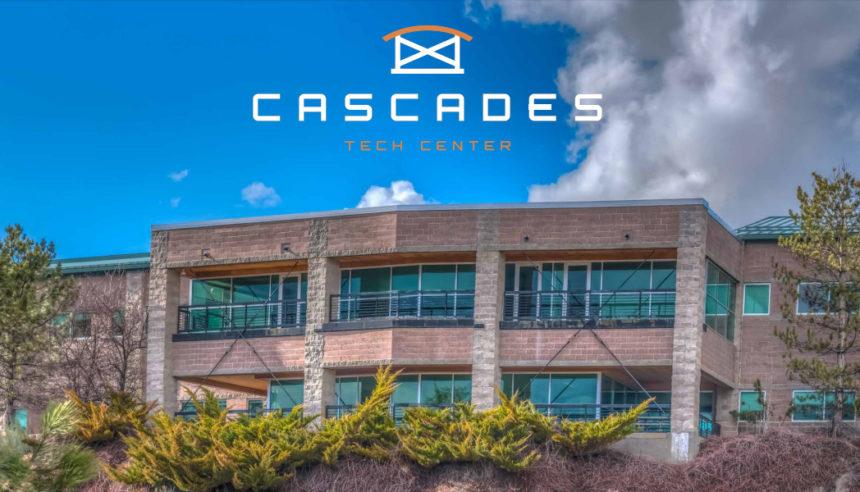 Cascades Tech Center former Bulletin Building